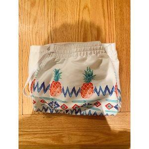 CHUBBIES - Pineapple print bathing suit!